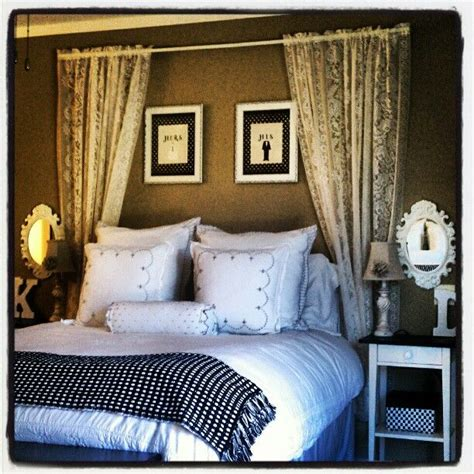 curtain headboard ideas best 25 diy headboards ideas on pinterest headboards