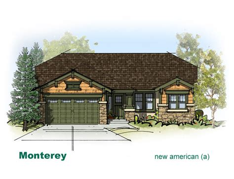 monterey mcarthur homes