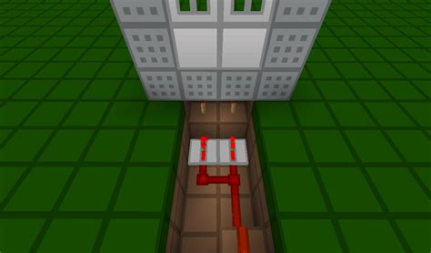How To Open Doors In Minecraft by Minecraft Redstone How Do You Create Doors That