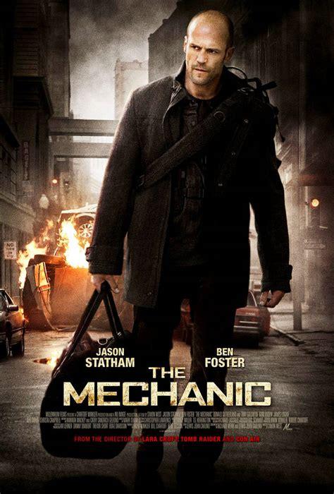 film jason statham top the mechanic wallpapers posters trailer jason statham