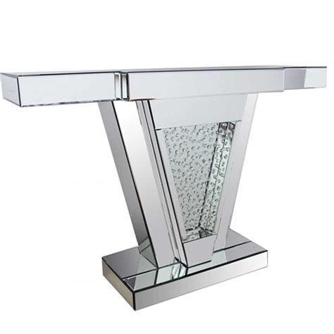 cheap mirrored console table with drawers mirrored console tables cheap decorative table decoration