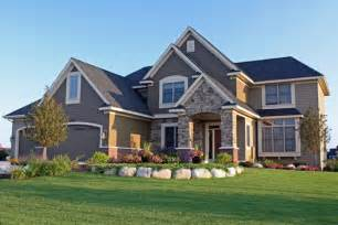 traditional two story home plan 51 440 finalist