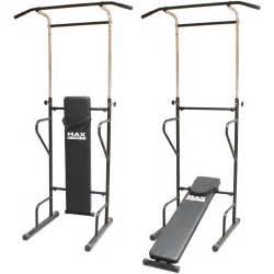home pull up bar max fitness power tower push pull up bar press ups sit