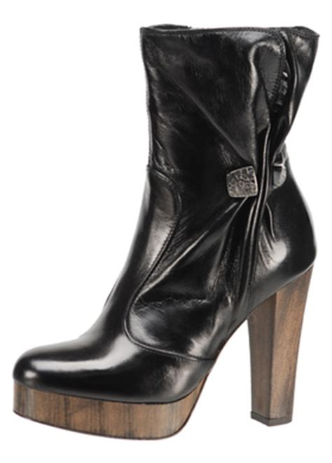 miss shoes ankle boots miss sixty q00864 black boots