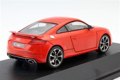 Audi Tt Rot by Audi Tt Rs Coupe Catalunya Rot 5011610431 Ean 2160000042504