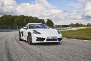 Porsche Cayman 2017 2017 Porsche 718 Cayman Reviews And Rating Motor Trend