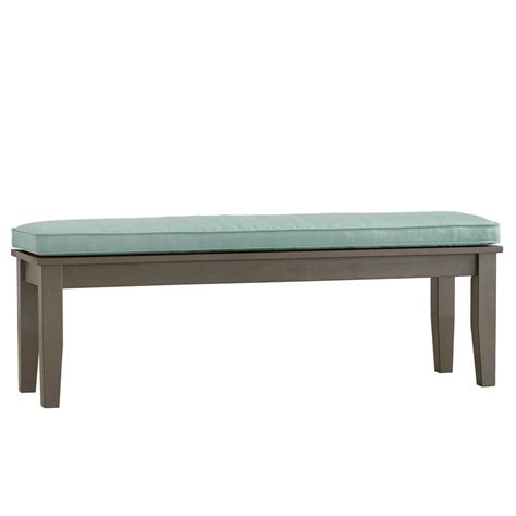 homesullivan verdon gorge 55 in gray oiled wood outdoor