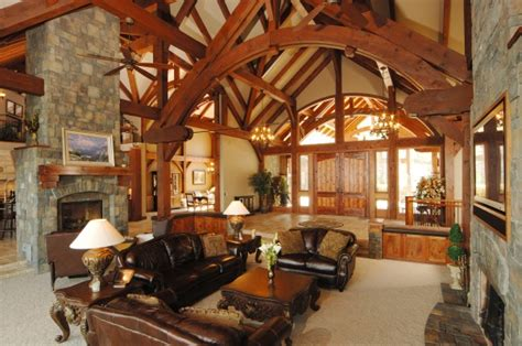 hybrid timber frame home plans hamill creek timber homes spotlight dwight smith and hamill creek timber homes ltd