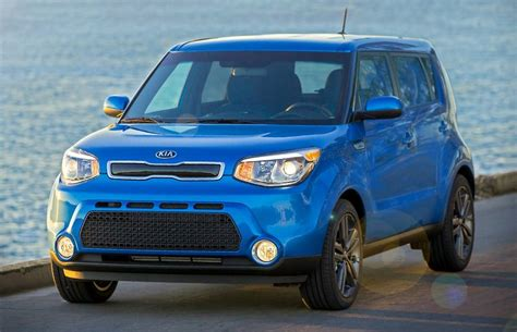 Blue Kia 2017 Kia Soul Caribbean Blue Special Edition Model