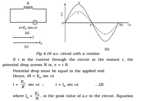 resistor inductor circuits ac circuit with resistor inductor and capacitor study material lecturing notes assignment