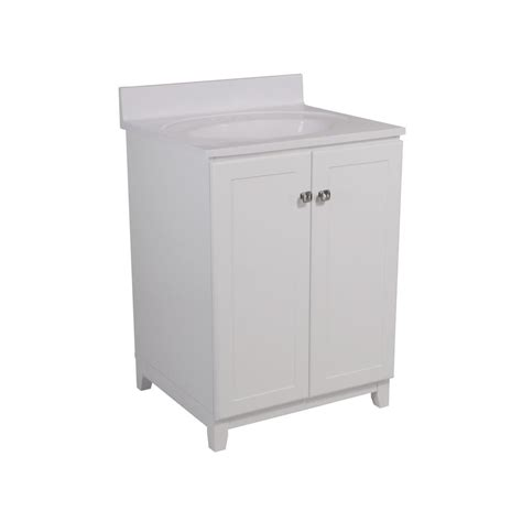 design house vanity top design house 24 in x 21 in x 33 in shorewood 2 door
