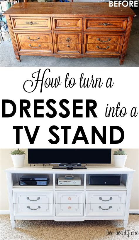How To Turn Dresser Into Entertainment Center by Tv Stands On Entertainment Center Kitchen