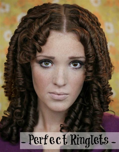 Shirley Temple Hairstyle by How To Get Bouncy Ringlet Curls With Hair