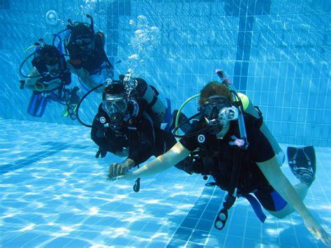 Freediving Open Water Course padi e learning owd scuba libre