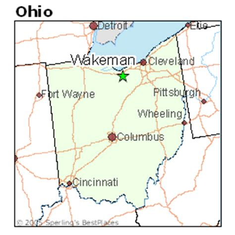 houses for sale in wakeman ohio best places to live in wakeman ohio