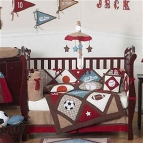 Baby Boy Sports Crib Bedding Sets Baby Boy Bedding Sets