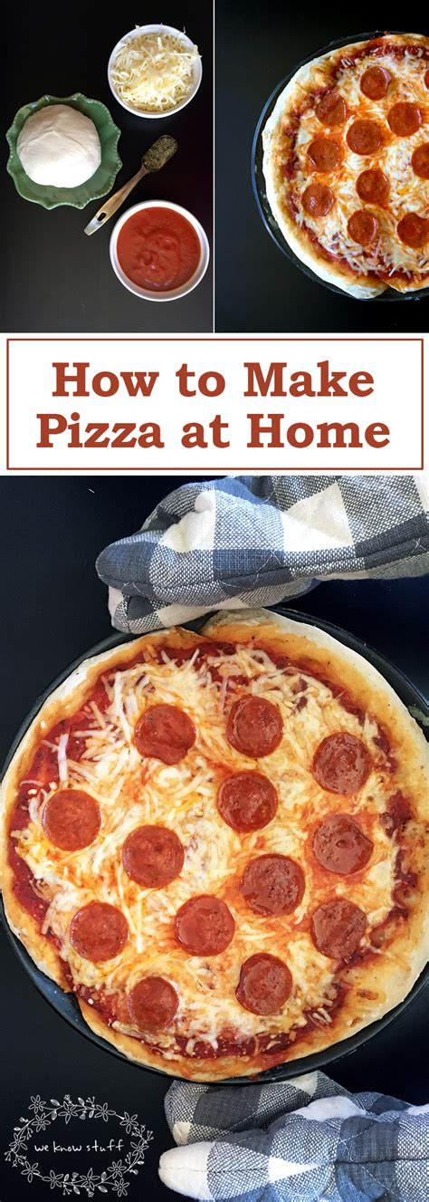 how to make pizza at home ready in 30 minutes