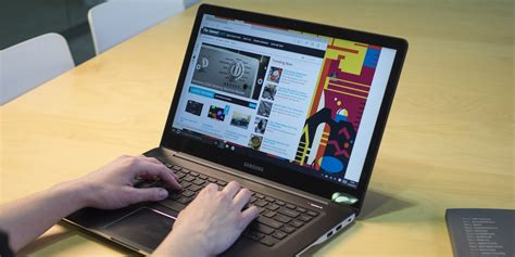 samsung notebook 9 pro laptop review samsung ativ book 9 pro reviewed laptops
