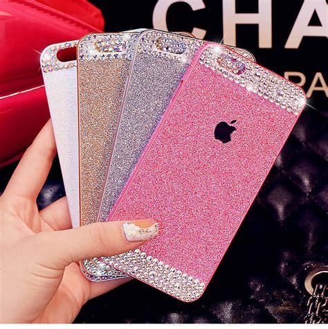 Casing Hardcase Hp Iphone 5s Black Chanel Cigarette X4550 bling glitter rhinestone back cover for iphone 4s 5s 6 plus ebay