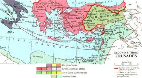 crusader maps crusader routes