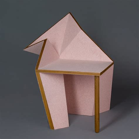 Origami Plugin - origami inspiration furniture by aljoud lootah