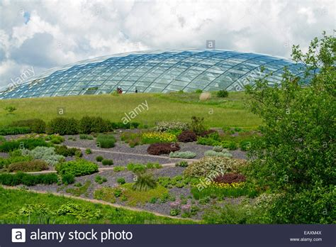 Largest Botanical Gardens In The World World S Largest Greenhouse Conservatory At National Botanic Gardens Stock Photo Royalty Free