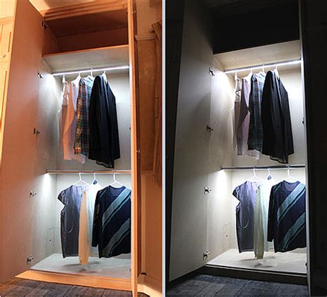 Wardrobe Lighting Solutions by Fitted Wardrobes And Bookcases In Shelving And