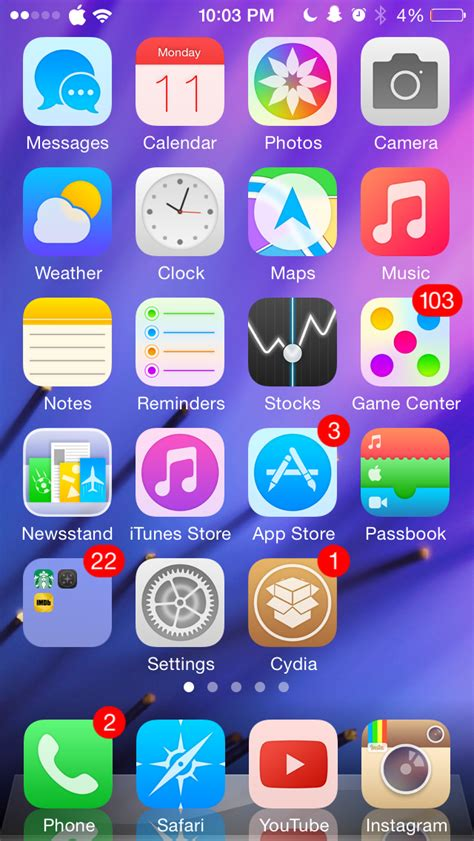 background themes cydia ios themes best cydia themes for winterboard anemone