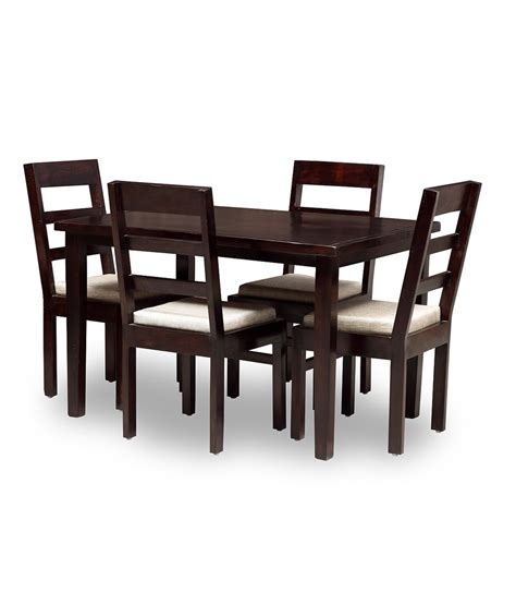 dining room sets 4 chairs dining room outstanding 4 seater dining set 4 seater