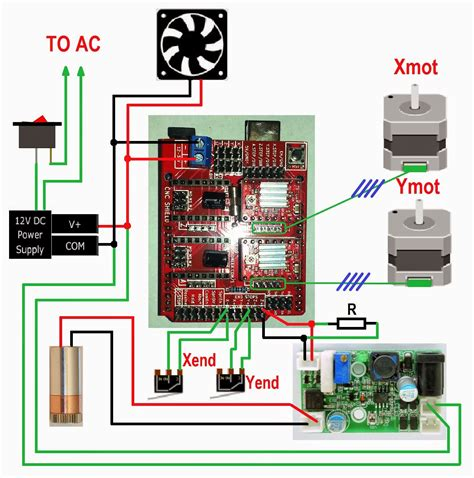 3d printer schematic limit switch get free image about