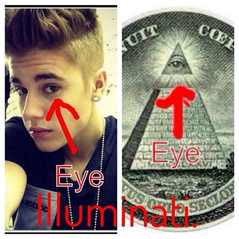 bieber illuminati stop the illuminati on quot justin bieber proof he is
