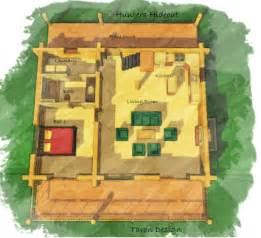 Cabins Under 600 Square Feet » Home Design 2017