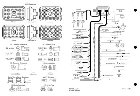 3176 caterpillar engine wiring harness 7zr engine wiring