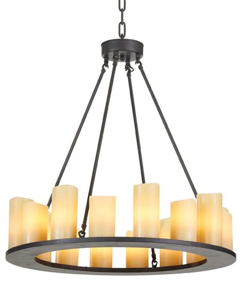 Modern Candle Chandelier Industrial Modern Candle Chandelier