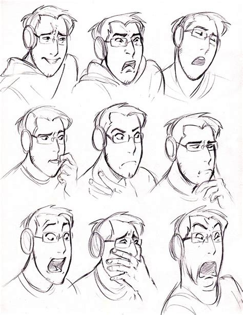 Drawing Expressions by Miyuli K How To Draw
