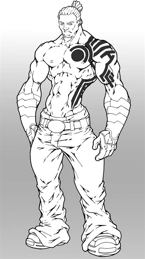 coloring book thug kingdom thug 2 by sakuseii on deviantart