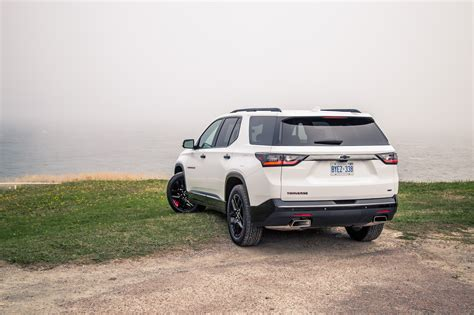 How Much Is A Chevrolet Traverse by Drive 2018 Chevrolet Traverse Canadian Auto Review