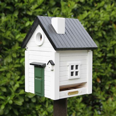 garden haus kaufen wildlife garden vogelhaus multiholk wei 223 es haus plus