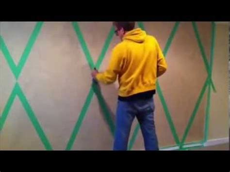 faux creative painting techniques  walls youtube