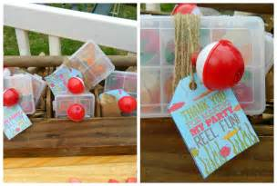 Fishing Favors by Fishing Dimple Prints