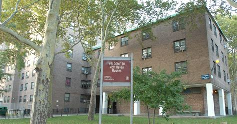 nycha worker punished for offering to fix ceiling ny