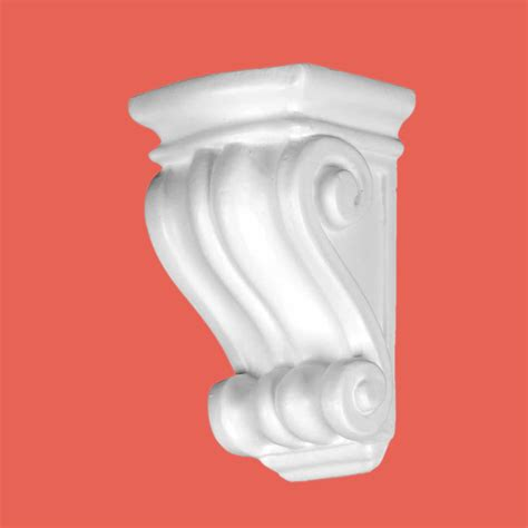 White Corbels Product Details