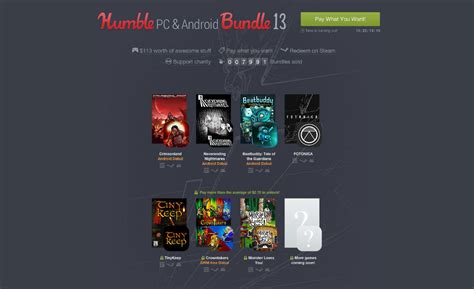 android bundle humble pc android bundle 13 offers the regular assortment of great on the cheap