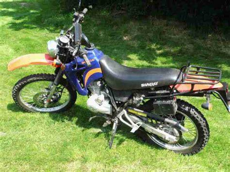 Motorrad Enduro Marken by Motorrad Shineray Enduro Bestes Angebot Von Sonstige Marken