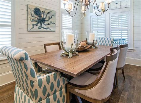 coastal dining room table 1000 ideas about coastal dining rooms on