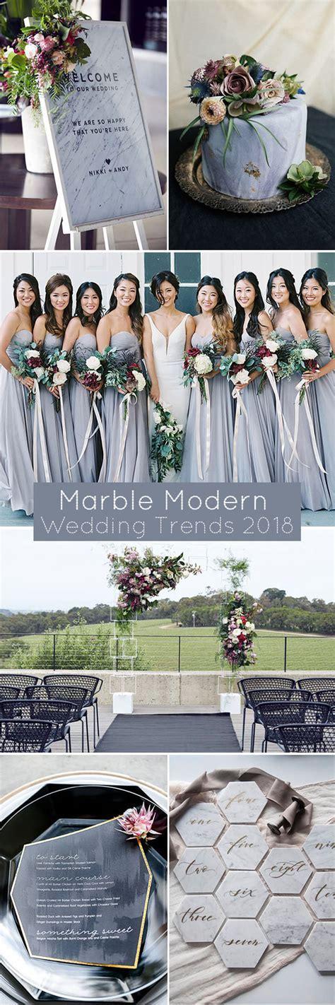 5 Big Modern Wedding Decoration Trends for Brides to