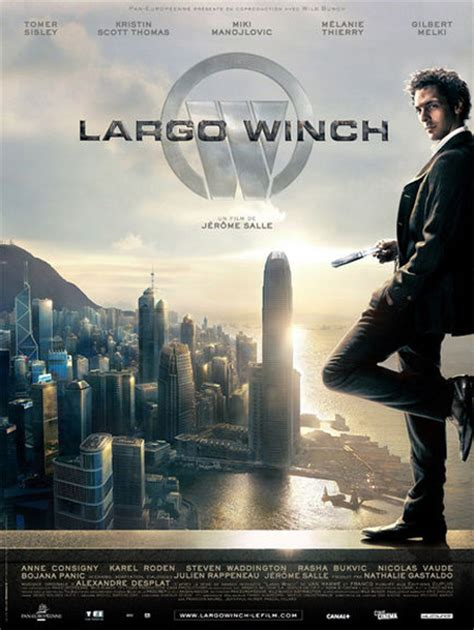 largo winch 19 encrucijada largo winch the film forbidden planet blog