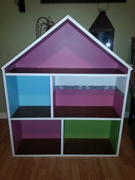 make a doll house game simple livin diy barbie doll house barbie pinterest
