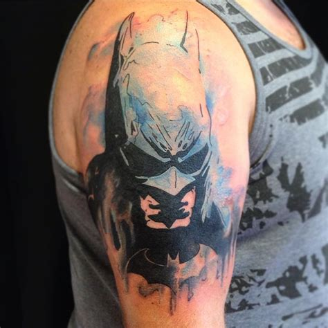Batman Tattoo Pinterest | 25 best batman symbol tattoo ideas comic superhero check
