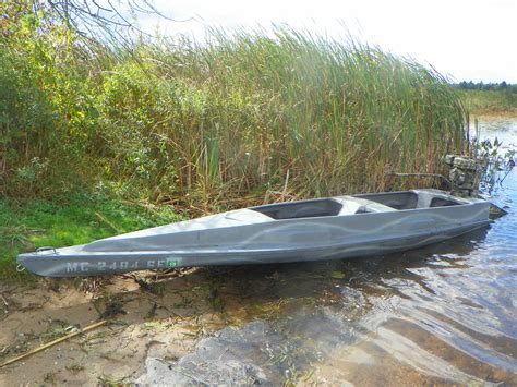duck hunting scull boat for sale scull boat michigan sportsman online michigan hunting